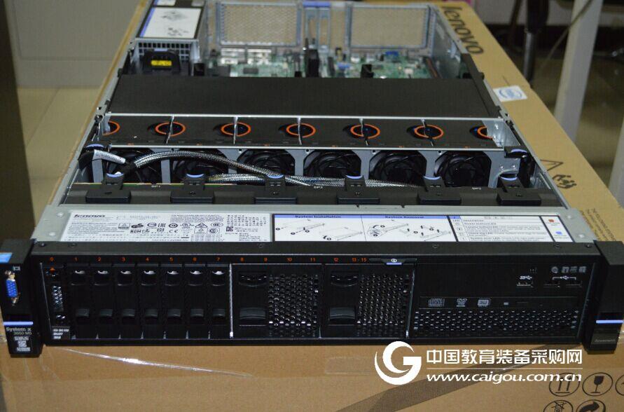 IBM服务器System x3650M5 8871i45 E5-2640V4 16G 2.5寸硬盘
