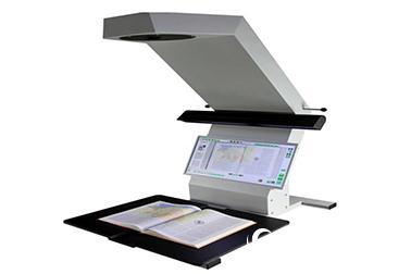 非接触式档案扫描仪book2net ultra