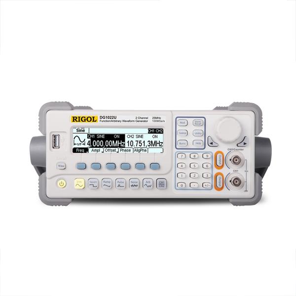 普源精電RIGOL DG1000系列 DG1022U 函數DDS高頻率任意波形發生器
