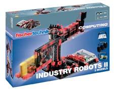 慧鱼创意组合模型工业机器人图片