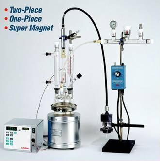 ACE實驗室玻璃壓力反應釜