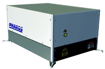PHAROS半導體泵浦高功率飛秒摻釔固體激光器
