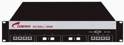 RG-WALL 1600B千兆防火墙/VPN网关