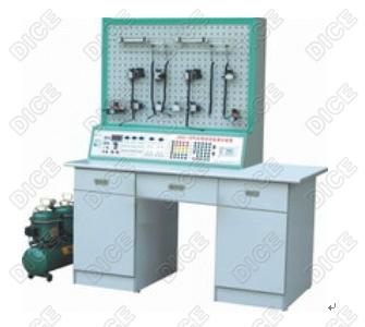 DICE-JDQ-18 PLC控制气压传动实验装置