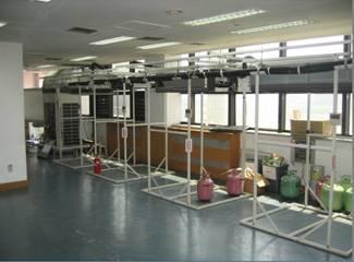 VRV空調訓練裝置