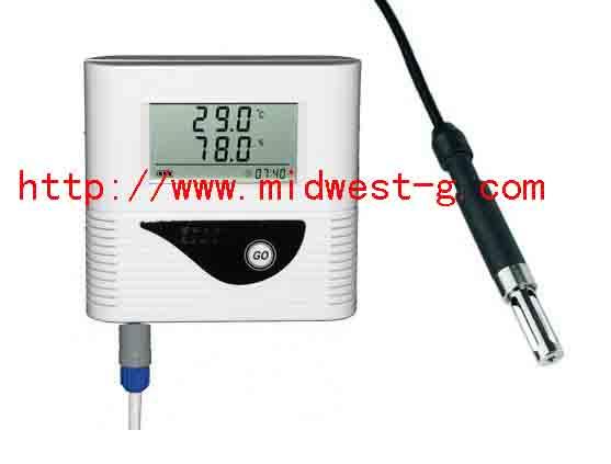 高温温湿度记录仪/温湿度记录仪