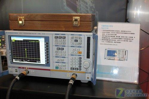 德国RS参加2011中国消费电子展发布高性能示波器