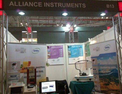 法国AMS公司参加越南analytica Vietnam展览会