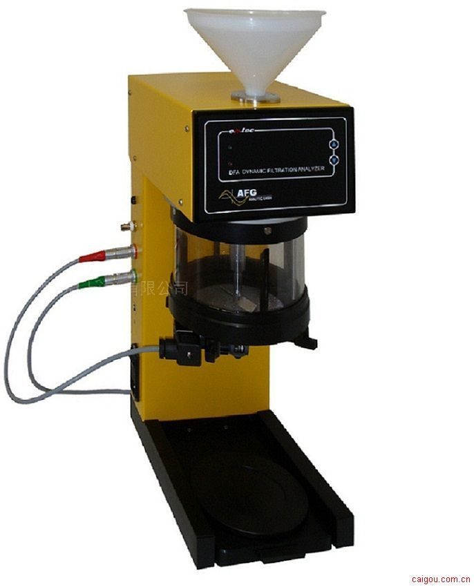 濾水保留分析儀
