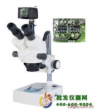 数码体视显微镜