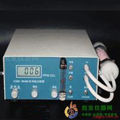 红外二氧化碳测定仪