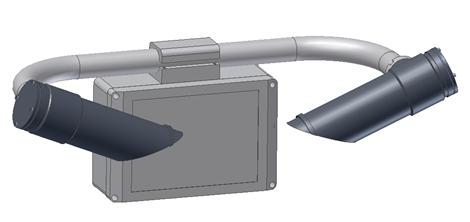 供应能见度传感器生产- 产品型号:JZ-10