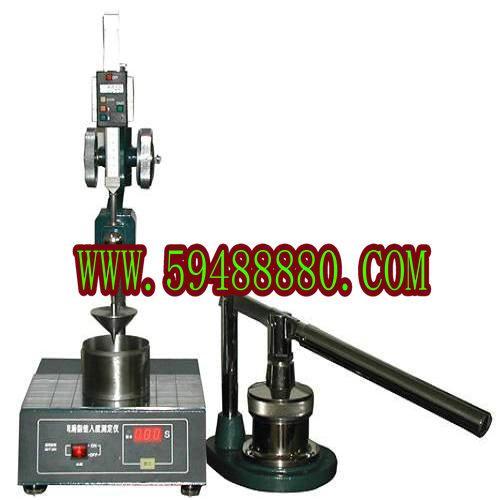 润滑脂锥入度测定仪 型号:FCJH-140A