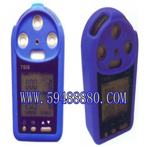 袖珍式多参数气体检测报警仪 型号:ZG/B14-CD4