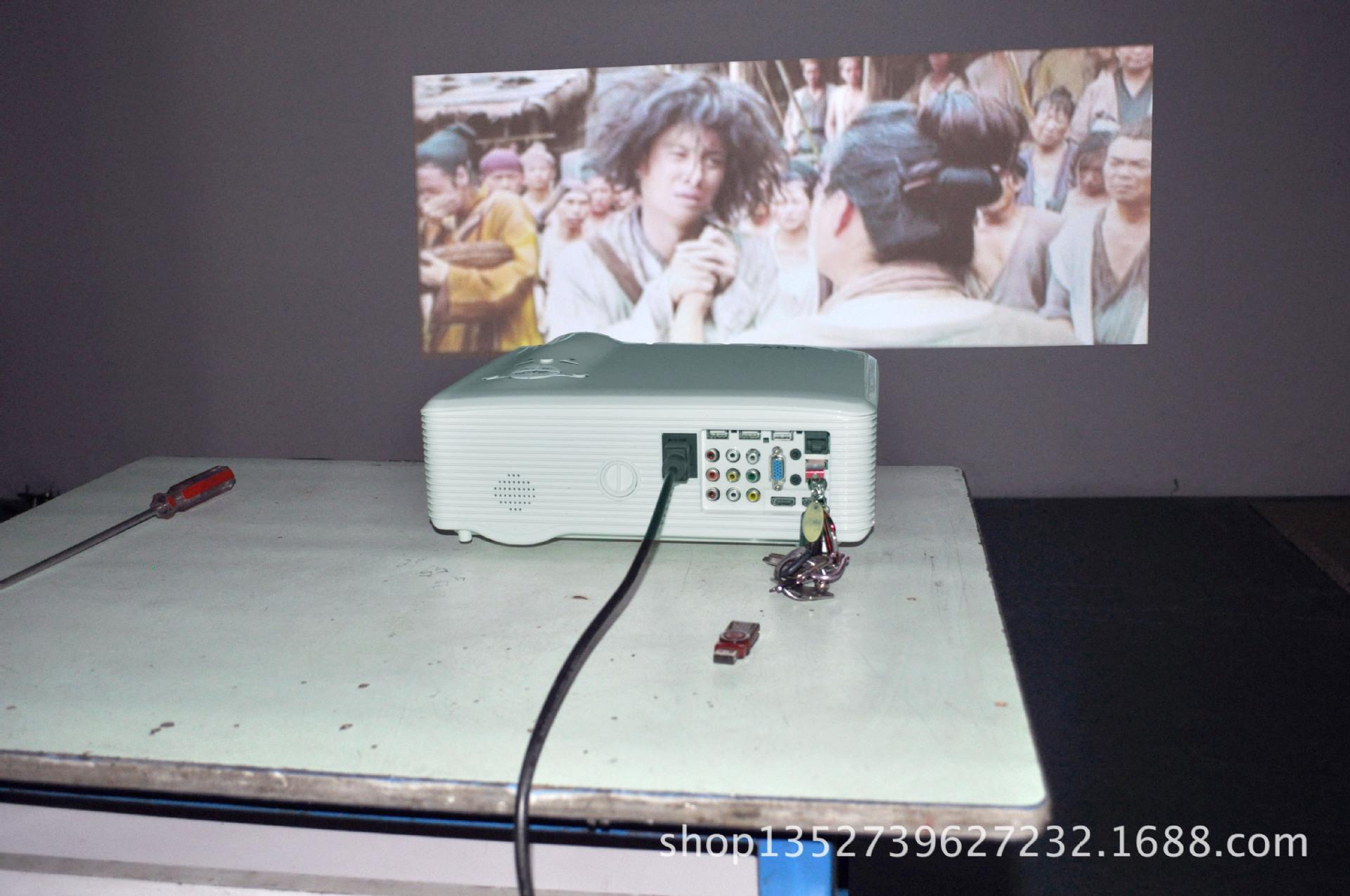 供应智能安卓高清投影机