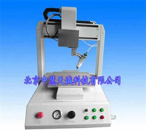 LED点胶机/半导体点胶机/线路板点锡机/IC脚点胶机/汽车配件点胶机 型号:XCTH-2004D-300K