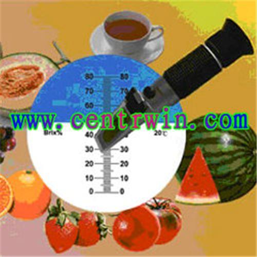 折光仪/手持式糖度计(0-50%) 型号:HFCWYT-50