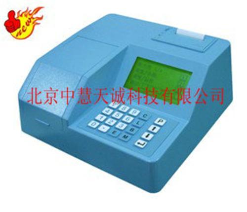 便携式数显茶叶安全快速分析仪/数显台式茶叶安全快速分析仪 型号:XJA-GNSSP-CY07