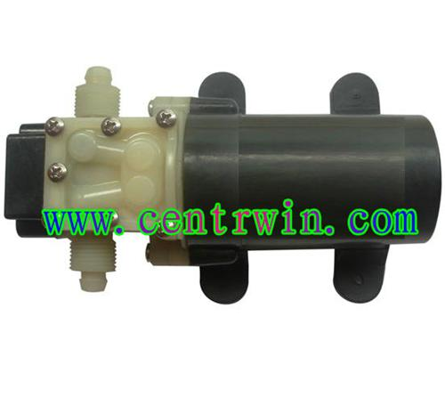 自动调压智能型直流微型隔膜水泵螺纹接口/微型隔膜泵(溢压回流型) 型号:LD-22003