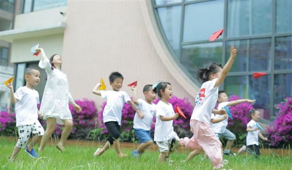 """光华新城幼儿园:一座内外兼修的""""慧""""园"""