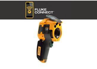 诚远信代理FLUKE Ti400 红外热像仪