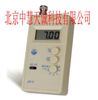 便携式数显酸度计/PH计 型号:SKYPHS-P