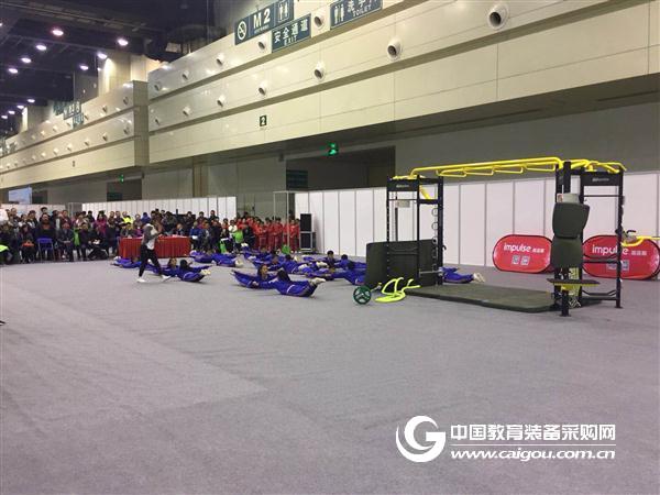 创新·科技·人潮|学校体育装备展精彩无限