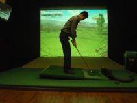 韓國3D室內模擬高爾夫
